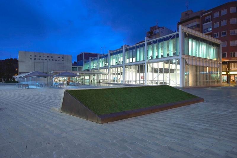 Centro de congresos ciutat d elx en elche elx la - Centro de negocios en alicante ...