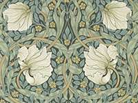 William Morris y el movimiento Arts and Crafts en Gran Bretaña