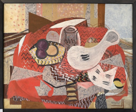 Georges Braque. Foto 1