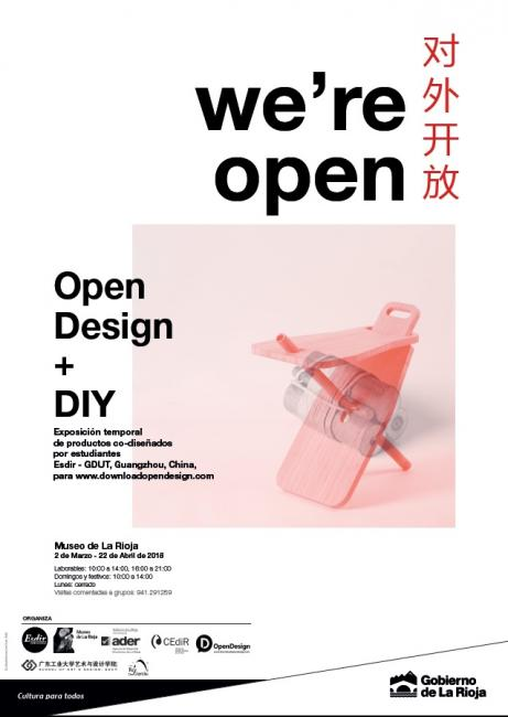 Open Design + DIY. Foto 1