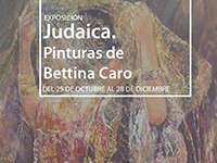 Judaica. Pinturas de Bettina Caro