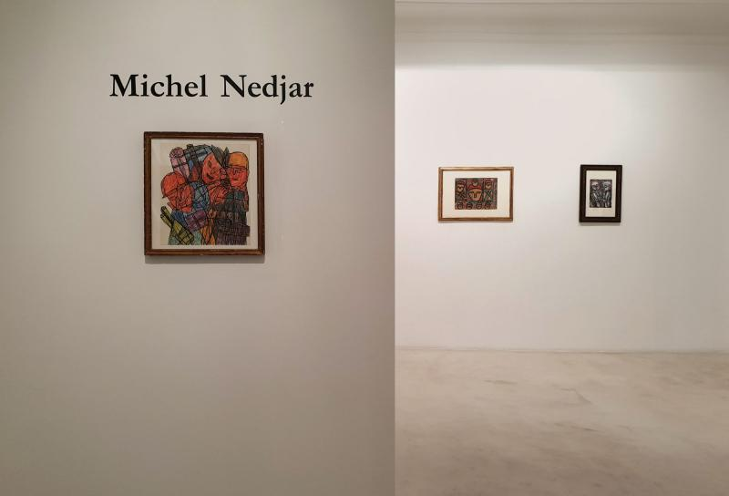 Michel Nedjar - The Belleville Period. Foto 3