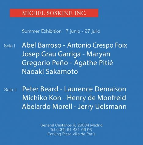 Summer Exhibition. Foto 1
