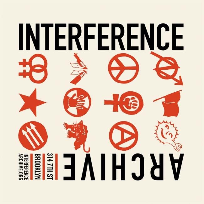 Interference Archive. Celebrate People´s History. Foto 1