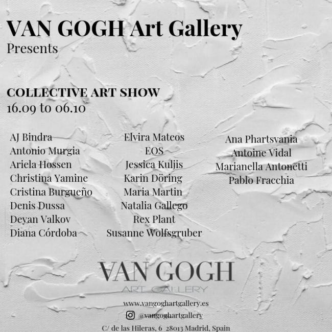 Collective Art Show. Foto 1
