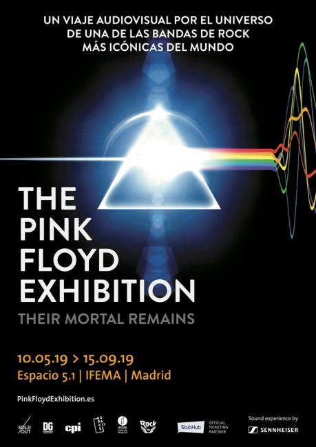 The Pink Floyd Exhibition: Their Mortal Remains. Foto 2