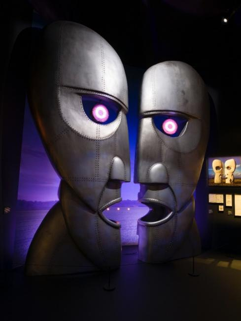 The Pink Floyd Exhibition: Their Mortal Remains. Foto 1
