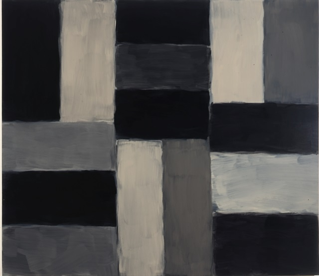 Sean Scully y Liliane Tomasko. Foto 1